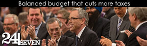 Economic Action Plan 2015: Minister Oliver tables balanced budget that cuts more taxes